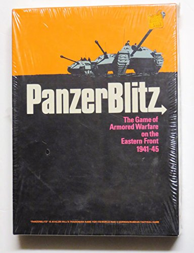 Panzerblitz (Ah Adult Strategy Game, Game No. 807)