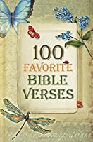 100 Favorite Bible Verses by Thomas Nelson(2011-06-20)