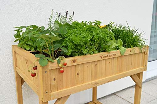 VegTrug 8 Pocket Herb Garden