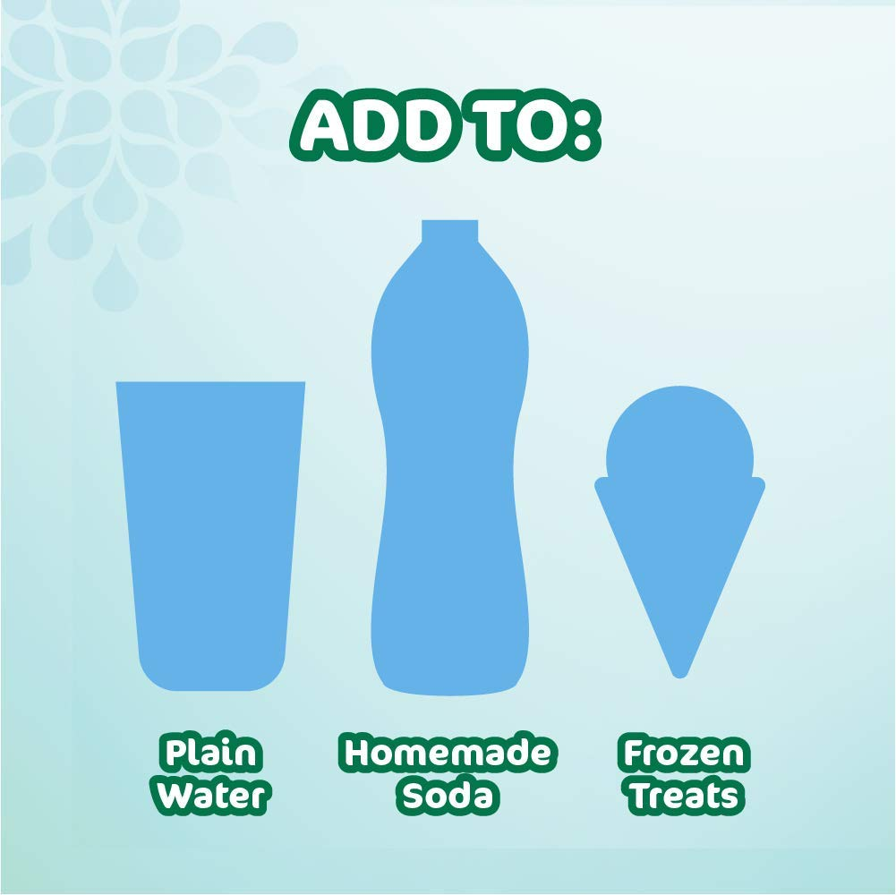Crush, Strawberry, Liquid Water Enhancer – New, Better Taste! (4 Bottles, Makes 96 Flavored Water Drinks) – Sugar Free, Zero Calorie