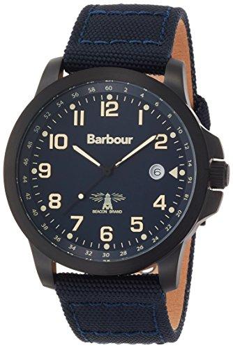 Barbour BB020BKNV Reloj de Hombres
