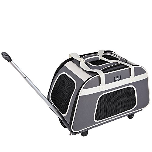 Petsfit Rolling Pet Carrier