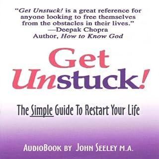 Get Unstuck! audiobook cover art