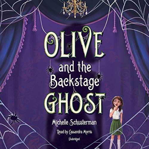 Olive and the Backstage Ghost Titelbild