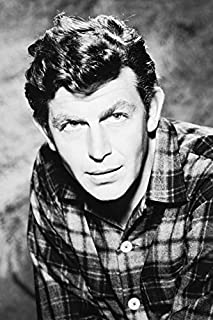 Andy Griffith in The Andy Griffith Show 24x18 Poster