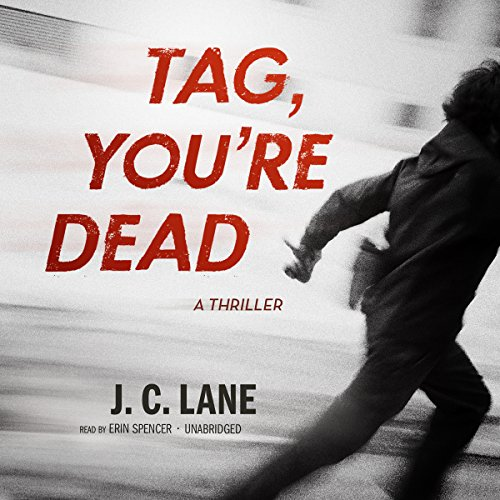 Tag, You're Dead audiobook cover art