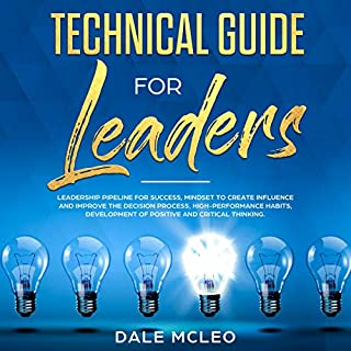 Technical Guide for Leaders audiobook cover art