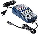 Tecmate TM-260 Optimate 7 Cargador de baterías 12V-24V, Azul, 12V 10A/ 24V 5A