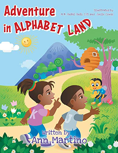 Adventure in Alphabet Land -- US Edition (English Edition)