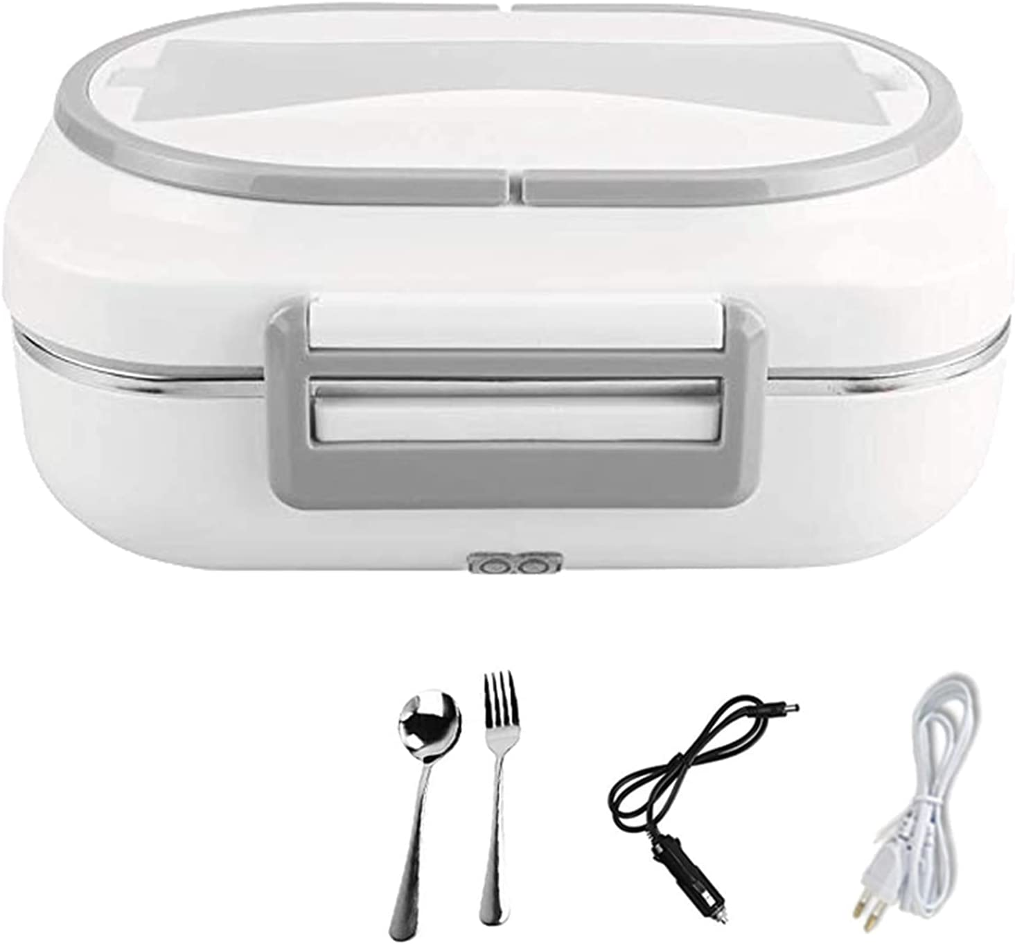 Suitable For Staff Students 12V Electric Stainles Ranking TOP6 220V Lunch Max 40% OFF Box
