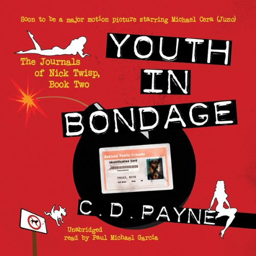 Youth in Bondage audiobook cover art