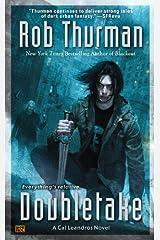 Doubletake: A Cal Leandros Novel Kindle Edition