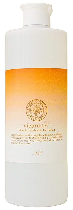 リル山積みの用量ビタミンC誘導体化粧水 500ml 【ビタミンC誘導体、グリシルグリシン配合】