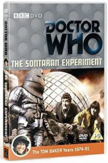 Doctor Who: the Sontaran Exper