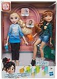 Disney Princess Elsa y Anna (Hasbro E7417ES0)...
