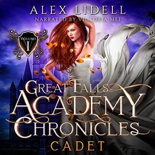 Great Falls Cadet audiobook cover art