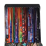 Goutoports Medal Holder Display Hanger Rack Frame for Sport Race Runner-Race Medal Hanger Holder - Sturdy Black Steel Metal Over 60 Medals Easy to Install (1Pcs)