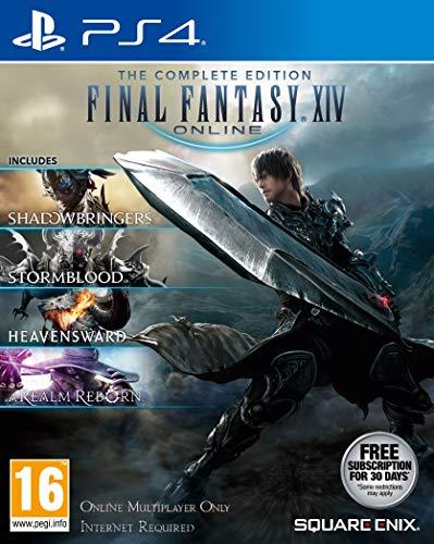 Final Fantasy XIV: The Complete Collection - PlayStation 4 [Edizione: Regno Unito]