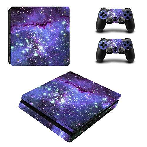 HuaiQing KaiRuiMaoDianZiYouXianGongSi - Adhesivo para PS4 Sony Playstation 4 Slim Console 2 Controller