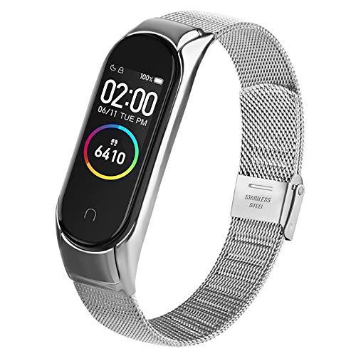 Smartwatch Mujer Xiaomi Mi Band 4 Marca Senka