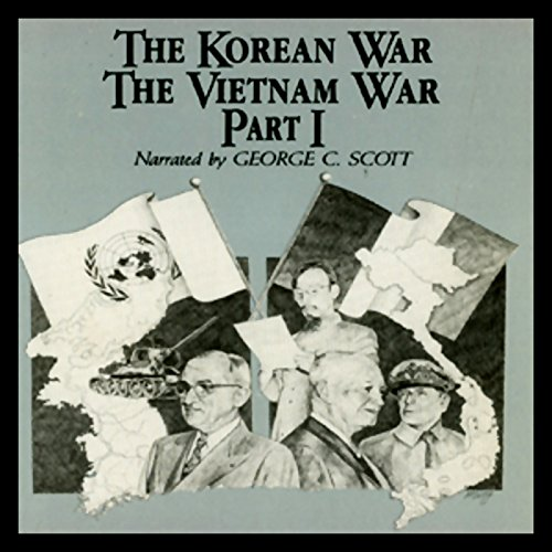 The Korean War-Vietnam, Part 1 audiobook cover art