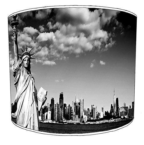 Premier Lighting 12 inch Manhattan New York Abat-jour1 pour Un plafonnier