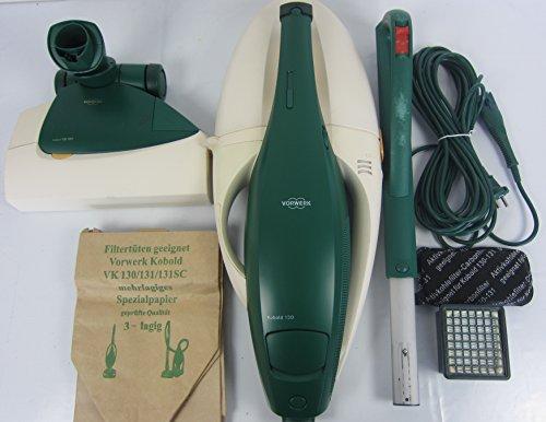 Vorwerk Kobold VK 130 + Elektrobürste EB 351 + Stiel 1264
