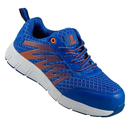 Arbeitsschuhe U236S1 - Arbeitssneaker Sicherheitsschuhe Herrenschuhe Schuhe Sneaker mit Stahlkappe Sportlich Sicherheitsklasse S1 (45)