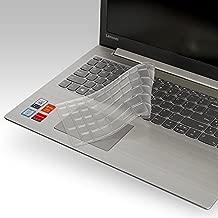 Leze - Ultra Thin Keyboard Skin Cover for Lenovo V330,ideapad 320 15.6/17.3,ideapad 330 330s 15.6/17.3,ideapad 520 15.6