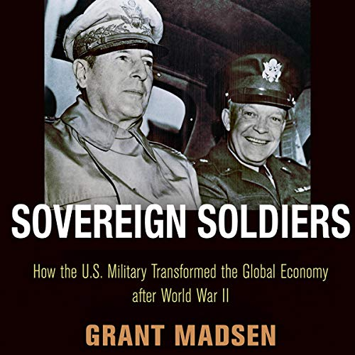 Sovereign Soldiers audiobook cover art