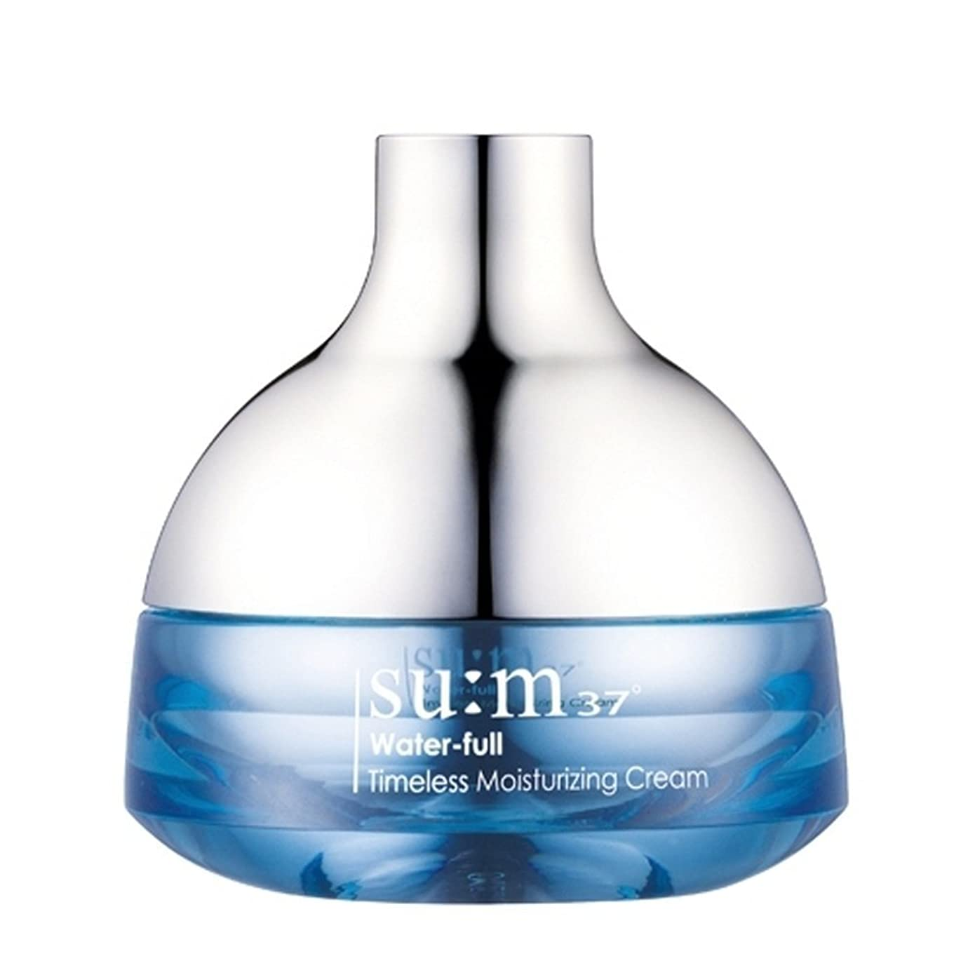 アミューズメントおじさん連帯[su:m37/スム37°] SUM37 Water-full Timeless Moisturizing Cream 50ml/WF06 sum37 ウォーターフル モイスチャライジング クリーム 50ml +[Sample Gift](海外直送品)