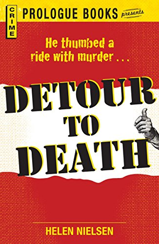 Detour to Death audiobook cover art