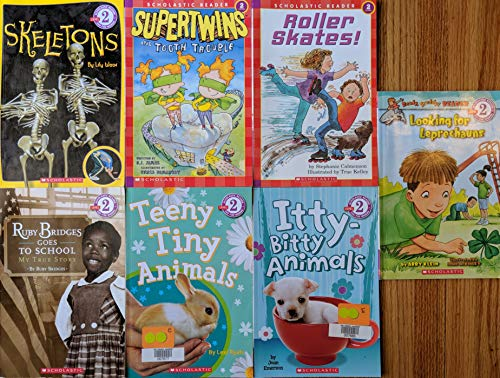 scholastic book sets SCHOLASTIC READERS Book Set (Level 2: Developing Reader)