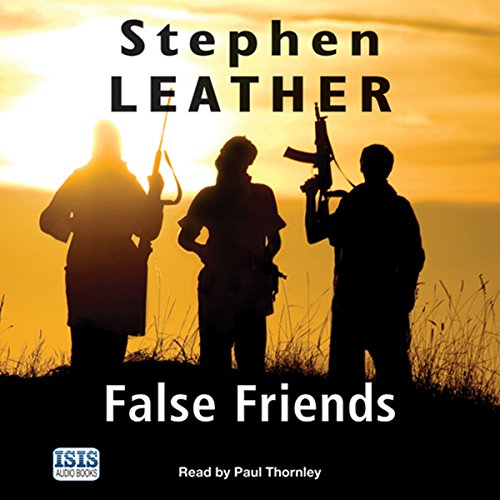 False Friends audiobook cover art