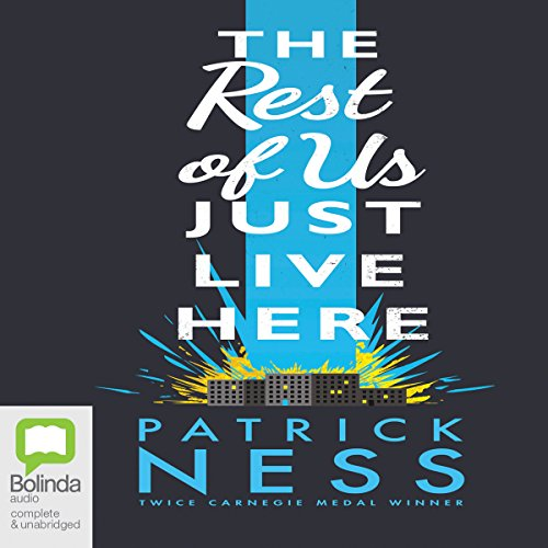 The Rest of Us Just Live Here cover art