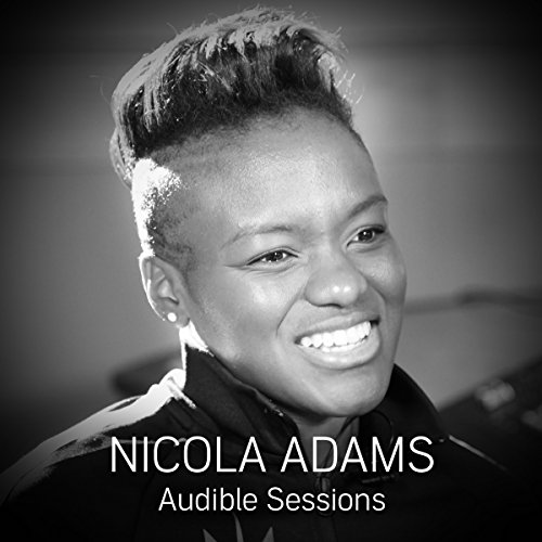 Nicola Adams audiobook cover art