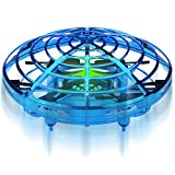 iGeeKid Hand Operated Mini Drones Kids Flying Ball Toy Easter Gifts for Boys Girls Age 4-14 Year...
