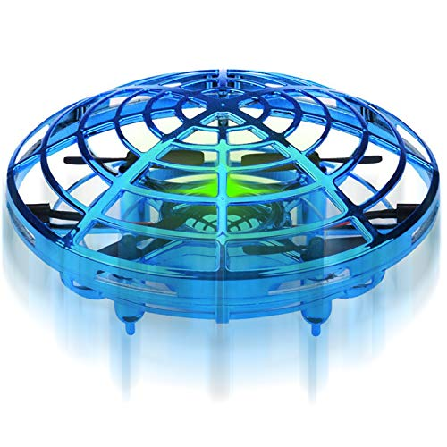 iGeeKid Hand Operated Mini Drones Kids Flying Ball Toy...