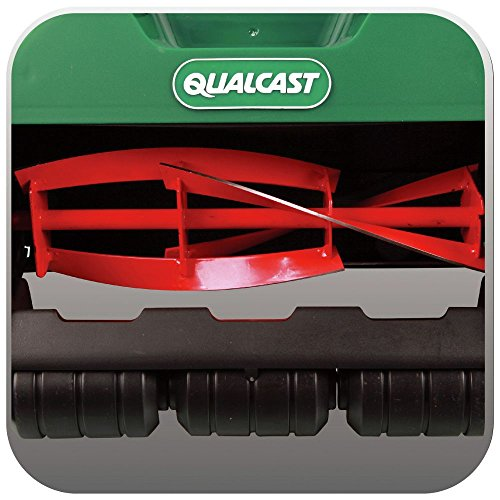 Qualcast Corded Cylinder Lawnmower - 400W.