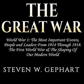 The Great War: World War 1 cover art