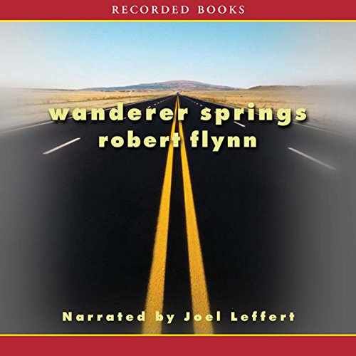 Wanderer Springs audiobook cover art