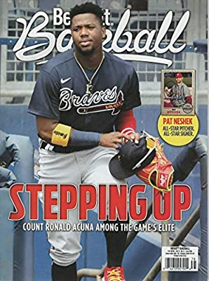NEWEST GUIDE: Beckett Baseball Card Monthly Price Guide (June 19, 2020 release/J. Dominguez cover)***Pricing starts at 1980***