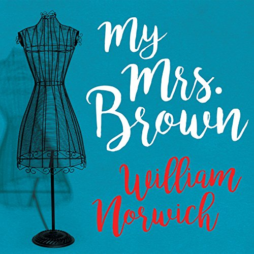 My Mrs. Brown audiobook cover art