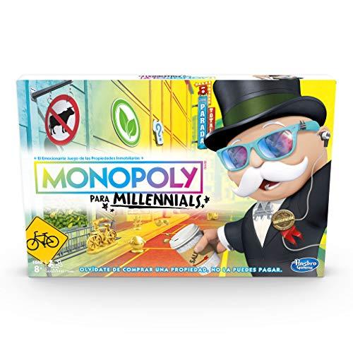 Monopoly- Millenials (versione portoghesa) (Hasbro E4989190)