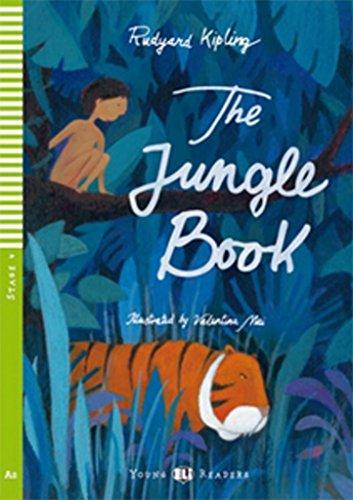 The jungle book. Con audiolibro. Con espansione online: The Jungle Book + downloadable multimedia