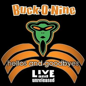 Hellos & Goodbyes (Live & Unreleased)
