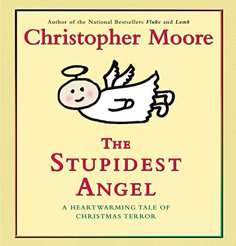 The Stupidest Angel audiobook cover art