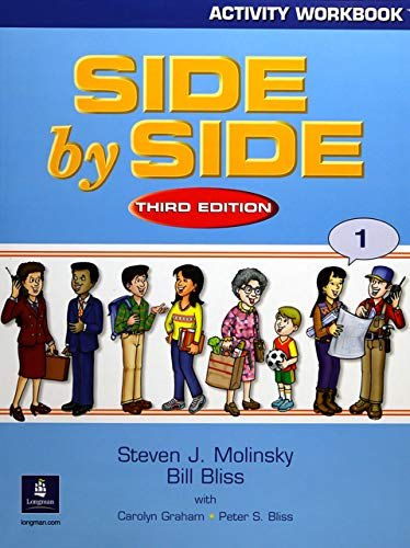 Activity Workbook to accompany Side By Side, Book 1 (CD not included)