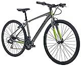 Diamondback Bicycles Trace ST Dual Sport Bike, Silver