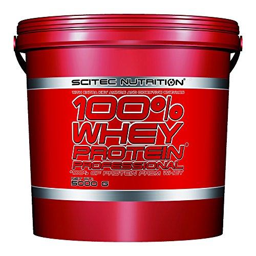 100% whey protein professional - 5 kg - Cappucino - Scitec nutrition